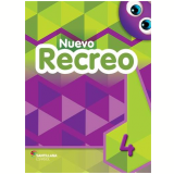 Nuevo Recreo, Vol. 4 - Livro Do Aluno + Multirom - Ensino Fundamental I - Editorial Santillana