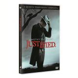 Justified - 5ª Temporada (DVD) - Vários (veja lista completa)