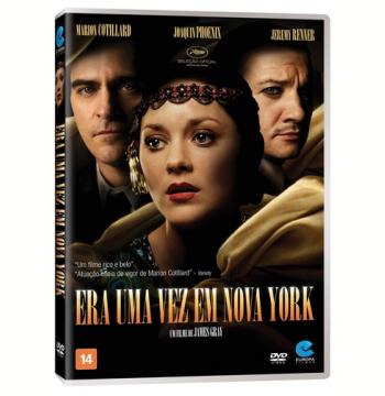 Era Uma Vez Em Nova York (DVD)