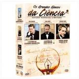 Box - Os Grandes Gênios Da Ciência (DVD) - Fritz Leiber, Spencer Tracy