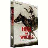 Hell On Wheels - 3ª Temporada (4 Discos) (DVD) - John Shiban