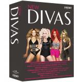Box - New Divas (DVD) - Várias