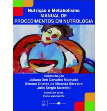 Manual de Procedimentos em Nutrologia