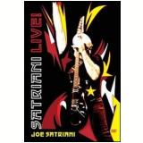 Satriani Live! (DVD) - Joe Satriani