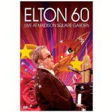 Elton 60 - Live At Madison Square Garden (DVD) - Elton John
