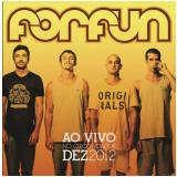 Forfun - Ao Vivo No Circo Voador (CD) - Forfun