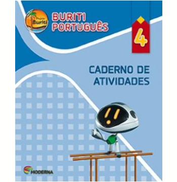 Buriti - Português - Ensino Fundamental I - 4º Ano - Caderno de Atividades