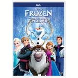 Frozen - Uma Aventura Congelante (DVD) -