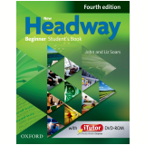 New Headway Beginner Student Book And Itutor Cd Included - Fourth Edition - John And Liz Soars