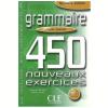 Grammaire 450 Nouveaux Exercices Niveau Avance