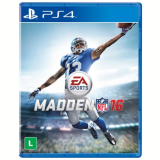 Madden NFL 16 (PS4) -