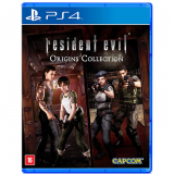 Resident Evil - Origins Conllection (PS4)