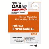 Passe na OAB 2ª Fase FGV – Prática Empresarial - Marcelo Hugo da Rocha, Giovani Magalhães