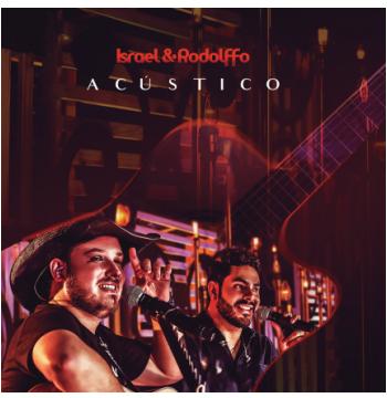 Israel & Rodolfo - Acústico (CD)