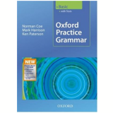 Oxford Practice Grammar Basic With Key & Cdrom New Edition - Mark Harrison, Norman Coe, Ken Paterson