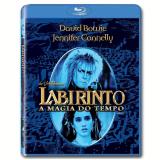 Labirinto - A Magia do Tempo (Blu-Ray) - Jim Henson (Diretor)