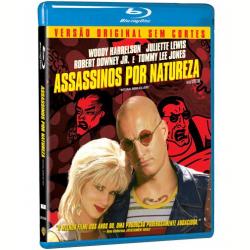 Blu - Ray - Assassinos Por Natureza - Oliver Stone ( Diretor ) - 7892110072090