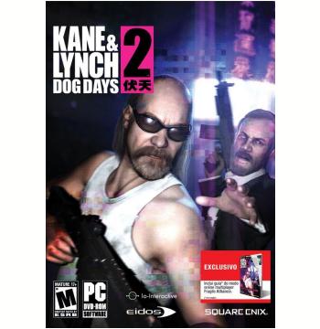Kane & Lynch 2: Dog Days (Kit) (PC)