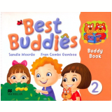 Best Buddies Buddy Book-2 - Fran Combs Gamboa, Sandie Mourão
