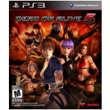 Dead or Alive 5 (PS3) -
