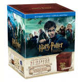 Harry Potter - Wizard´s Collection (Blu-Ray) - Daniel Radcliffe, Emma Watson, Rupert Grint