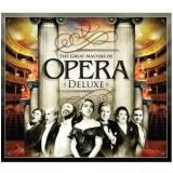 Opera Deluxe - Box (3 Cds) - Vários (CD) -