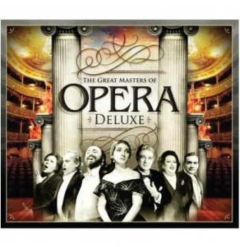 Opera Deluxe - Box (3 Cds) - Vários (CD)
