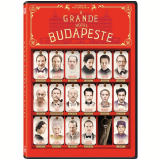 O Grande Hotel Budapeste (DVD)