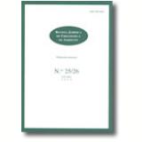Revista Jurídica Do Urbanismo E Do Ambiente - N.ºs 25/26 - Jan. / Dez. 2006 - Vários