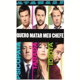 Quero Matar Meu Chefe (DVD) - Kevin Spacey