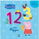 1 2 3 Com Peppa - MARK BAKER