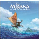 Moana - Um Mar de Aventura (OST) (CD) - Vários
