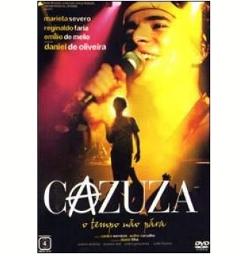 Cazuza - O Tempo não Pára (DVD)