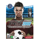 Pro Evolution Soccer 2008 (PC) -
