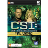 CSI: Fatal Conspirancy (PC) -