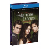 The Vampire Diaries - 2ª Temporada Completa (Blu-Ray) - Ian Somerhalder, Paul Wesley, Nina Dobrev