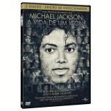 Michael Jackson - A Vida de um Ícone  (DVD) - Vários (veja lista completa)