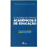 Glossário de Termos Acadêmicos e de Educação - Rosalind Mobaid, Alzira L. V. Allegro