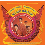 Quarteto Em Cy (the Girls From Bahia) - Revolución Con Brasilia! (CD) - Quarteto Em Cy: The Girls From Bahia