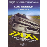 Taxi - Pack - Ee (DVD) - Luc Besson (Diretor)