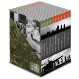 Folha As Grandes Guerras Mundiais - Caixa Para Guardar os Volumes da Coleção -