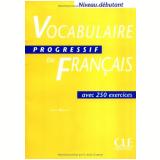Vocabulaire Progressif Du Français Debutant - Claire Leroy-miquel