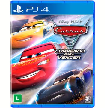 Carros 3 - Correndo Para Vencer (PS4)