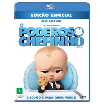 O Poderoso Chefinho (Blu-Ray)