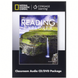 Reading Explorer 3 - 2nd - Classroom Audio Cd/dvd Package (CD) -