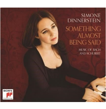 Simone Dinnerstein - Something Almost Being Said (CD)