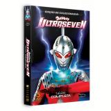 Ultraseven - Série Completa - Digibook (DVD) - Akihiko Hirata, Susumu Fujita, Koji Uenishi
