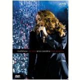 Multishow ao Vivo - Ana Carolina - Dois Quartos (DVD) - Ana Carolina