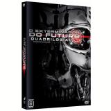 Coleção O Exterminador do Futuro (DVD) - James Cameron (Diretor)