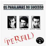 Os Paralamas Do Sucesso - Perfil - Vol. 1 (CD) - Os Paralamas do Sucesso